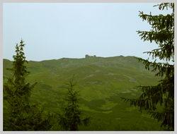 Чёрная Гора(2,028 м.)