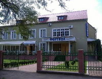 Мотель – ресторан «Фортуна»