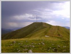 Гора Топас(1,548 м.н.у.м.). Бывшая радиомачта