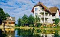 Закарпаття зелений туризм Хустський Костянець Ярослав Будинок біля озера