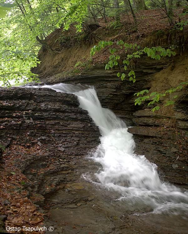 Закарпаття, Карпати, водоспади, туризм, Цапулич, фото
