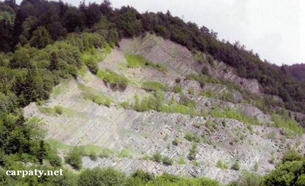 carpaty.net, GEOLOGICAL LANDMARKS OF UKRAINE