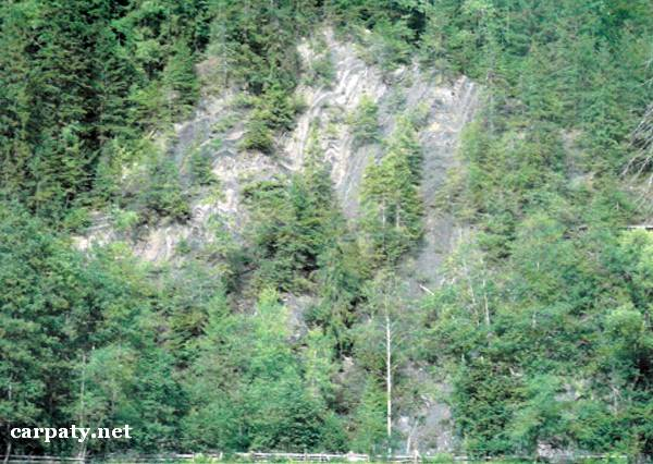 GEOLOGICAL LANDMARKS OF UKRAINE, carpaty.net