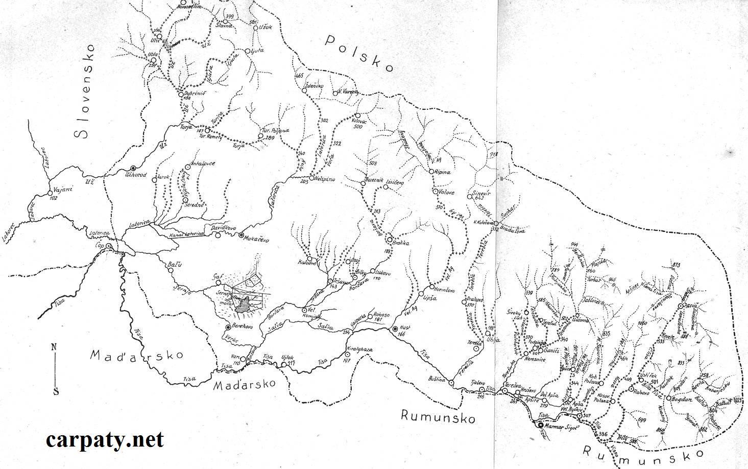 способы изображения на карте: