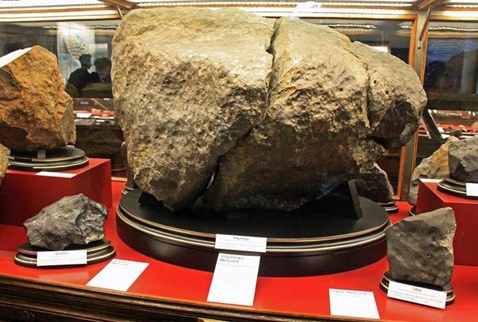 метеорит, Карпати, Княгиня